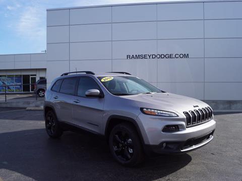 2018 Jeep Cherokee for sale in Harrison, AR