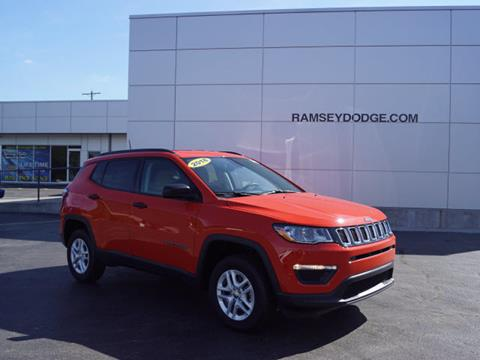 2018 Jeep Compass for sale in Harrison, AR