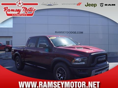 2017 RAM Ram Pickup 1500 for sale in Harrison, AR
