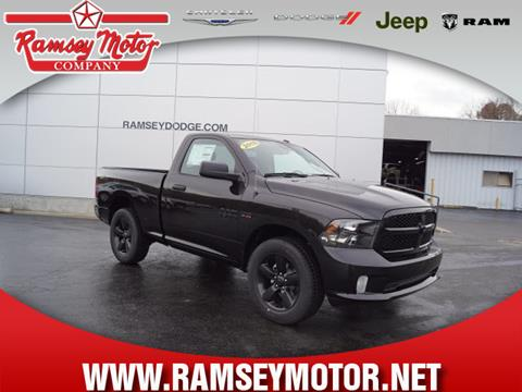 New pickup trucks for sale in harrison ar for Ramsey motor company harrison ar