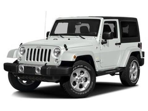 2017 jeep wrangler for sale in arkansas for Ramsey motor company harrison ar