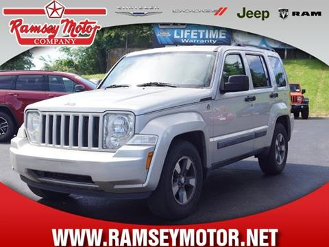2008 Jeep Liberty for sale in Harrison, AR