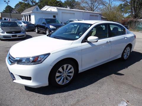 2014 Honda Accord for sale in Norfolk, VA