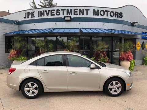 Jpk Investment Motors Car Dealer In Lincoln Ne