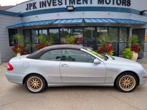 Mercedes Lincoln Ne >> Mercedes Benz Clk For Sale In Lincoln Ne Jpk Investment