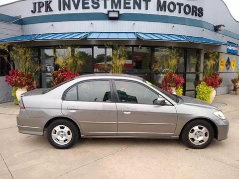 2005 Honda Civic for sale in Lincoln, NE