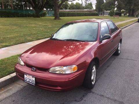 2000 Chevrolet Prizm for sale in Fremont, CA