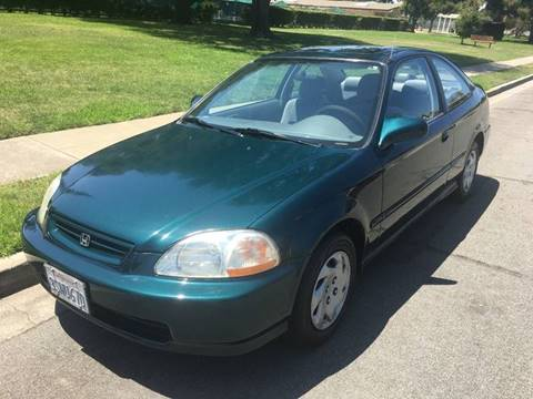 1996 Honda Civic for sale in Fremont, CA