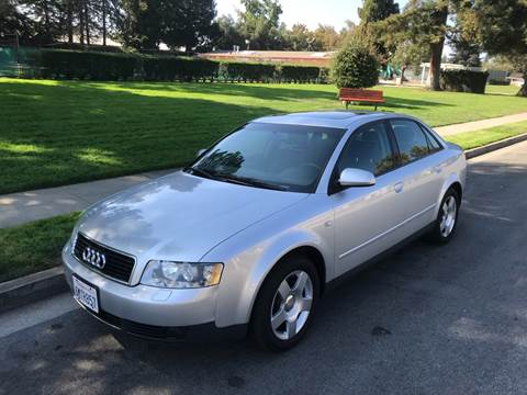 2002 Audi A4 For Sale Carsforsale