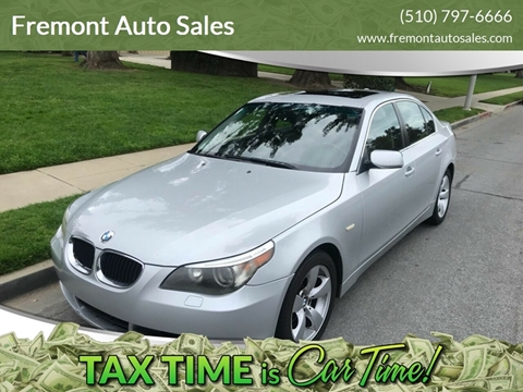 Bmw Used Cars For Sale Fremont Fremont Auto Sales