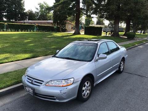 2001 Honda Accord for sale in Fremont, CA