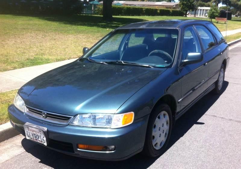 1997 honda accord wagon