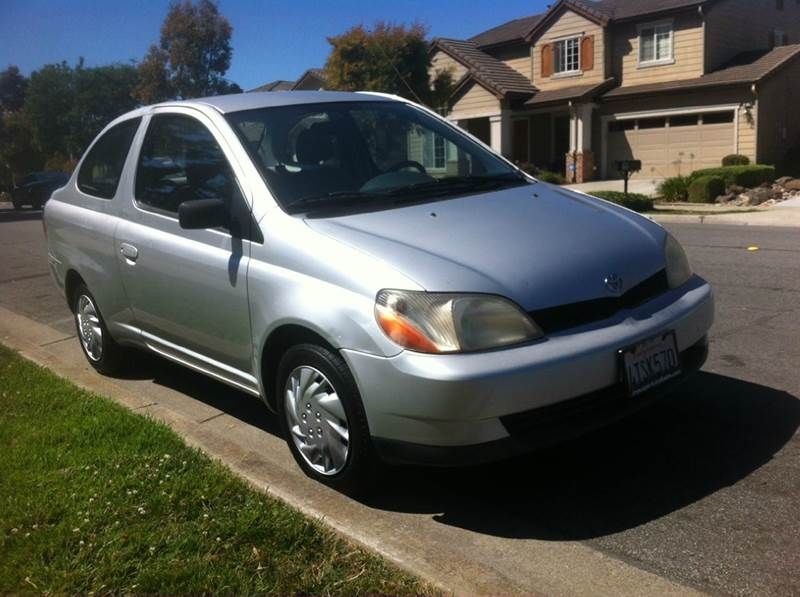 2001 Toyota ECHO Base 2dr Coupe   Fremont CA