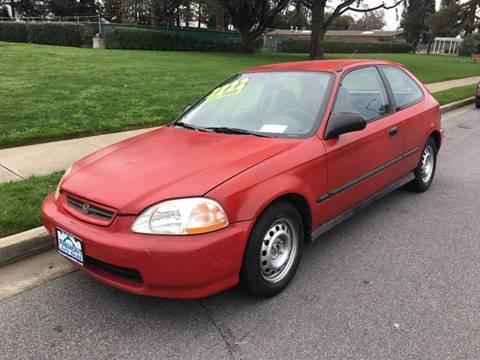1997 Honda Civic for sale in Fremont, CA