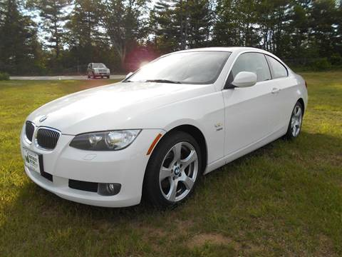 2010 BMW 3 Series for sale in North Hampton, NH