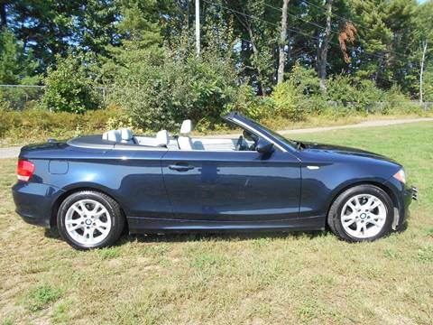 2009 BMW 1 Series for sale in North Hampton, NH
