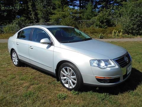 2010 Volkswagen Passat for sale in North Hampton, NH