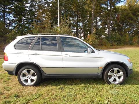 2003 BMW X5 for sale in North Hampton, NH