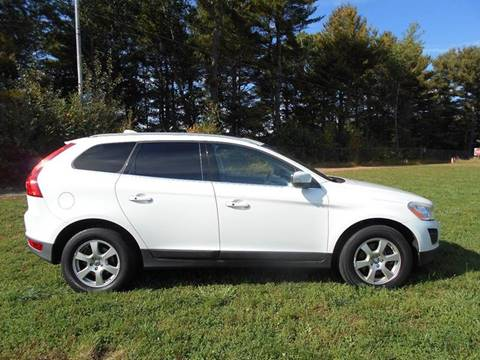 2011 Volvo XC60 for sale in North Hampton, NH