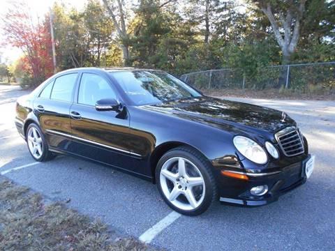 2009 Mercedes-Benz E-Class for sale in North Hampton, NH