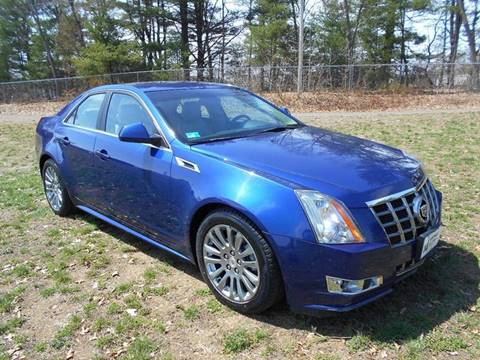 2012 Cadillac CTS for sale in North Hampton, NH