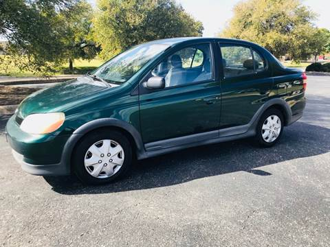 2001 Toyota ECHO for sale in San Antonio, TX