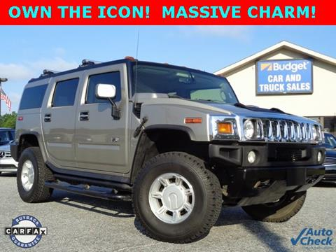 2004 HUMMER H2 for sale in Columbus, GA