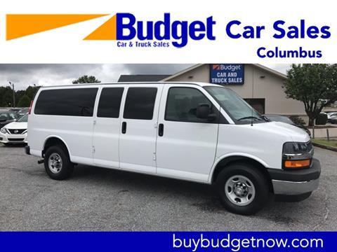 2017 Chevrolet Express Passenger for sale in Columbus, GA