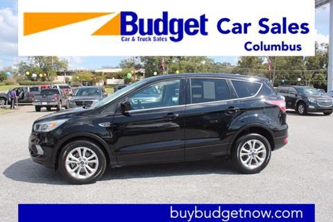 2017 Ford Escape for sale in Columbus, GA