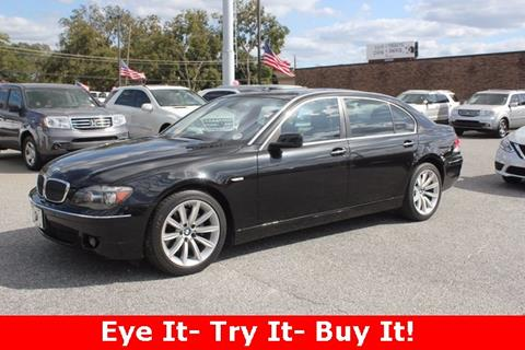 2008 BMW 7 Series for sale in Columbus, GA