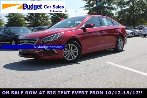 2017 Hyundai Sonata for sale in Columbus, GA