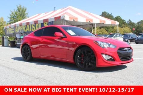 2013 Hyundai Genesis Coupe for sale in Columbus, GA