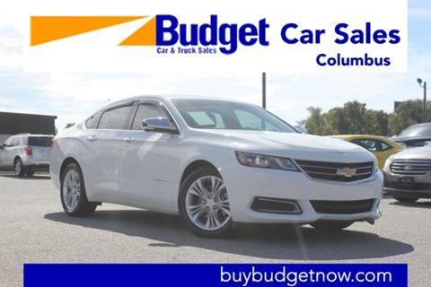 2015 Chevrolet Impala for sale in Columbus, GA