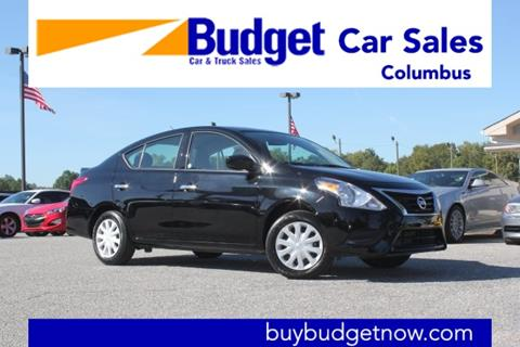 2017 Nissan Versa for sale in Columbus, GA