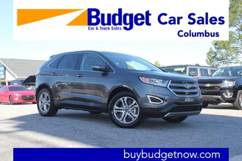2017 Ford Edge for sale in Columbus, GA