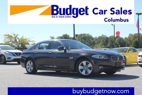 2011 BMW 5 Series for sale in Columbus, GA