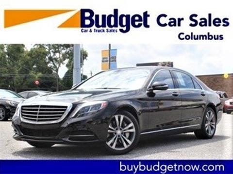 2014 Mercedes Benz S Class For Sale In Columbus, GA