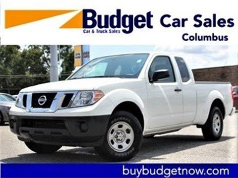 2017 Nissan Frontier For Sale In Columbus, GA