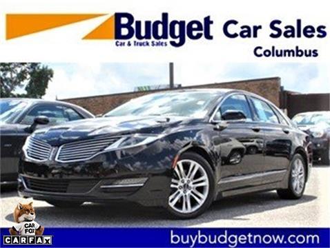 2016 Lincoln MKZ For Sale In Columbus, GA
