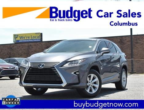 Lexus Columbus Ga >> 2016 Lexus Rx 350 For Sale In Columbus Ga