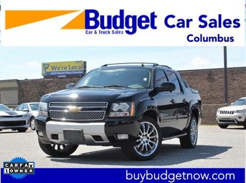 2013 Chevrolet Avalanche for sale in Columbus, GA