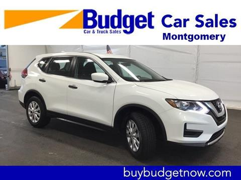 2017 Nissan Rogue for sale in Columbus, GA