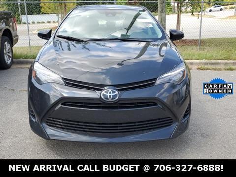 2017 Toyota Corolla for sale in Columbus, GA