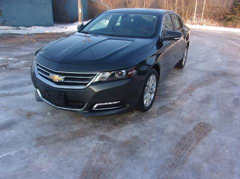 2018 Chevrolet Impala for sale in Phillips, WI