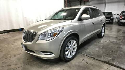 2014 Buick Enclave for sale at Victoria Auto Sales in Victoria MN