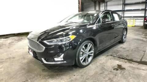 2019 Ford Fusion for sale at Victoria Auto Sales in Victoria MN