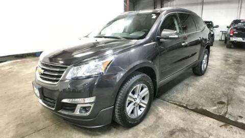 2017 Chevrolet Traverse for sale at Victoria Auto Sales in Victoria MN