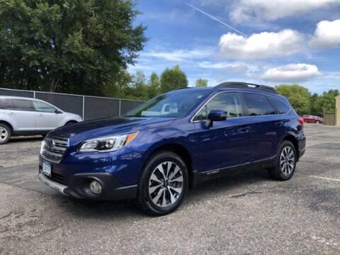 2017 Subaru Outback for sale at Victoria Auto Sales in Victoria MN