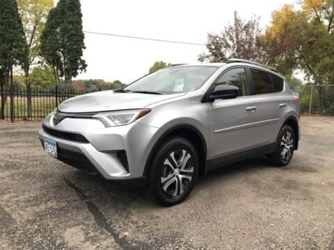 2017 Toyota RAV4 for sale at Victoria Auto Sales in Victoria MN