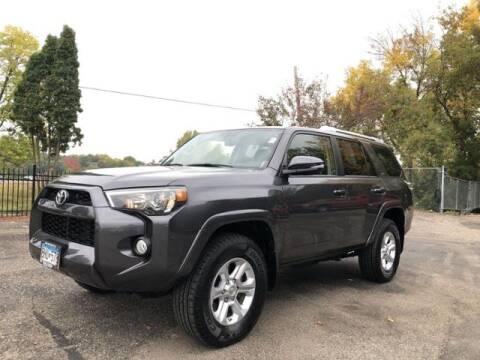 2018 Toyota 4Runner for sale at Victoria Auto Sales in Victoria MN